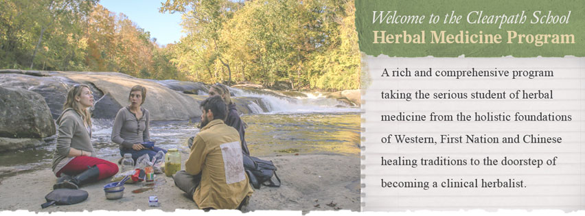 herbalist education taught at Clearpath.