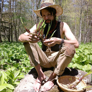 Herbalist training includes wildcrafting and harvesting.