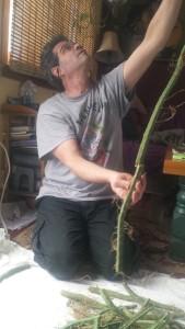 Optimized-Chris holding long stem